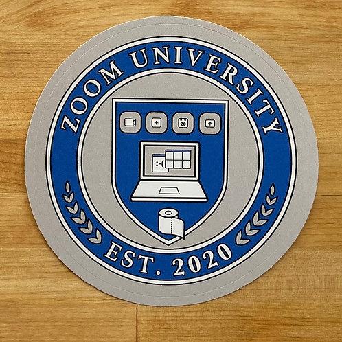 Zoom University Stickers