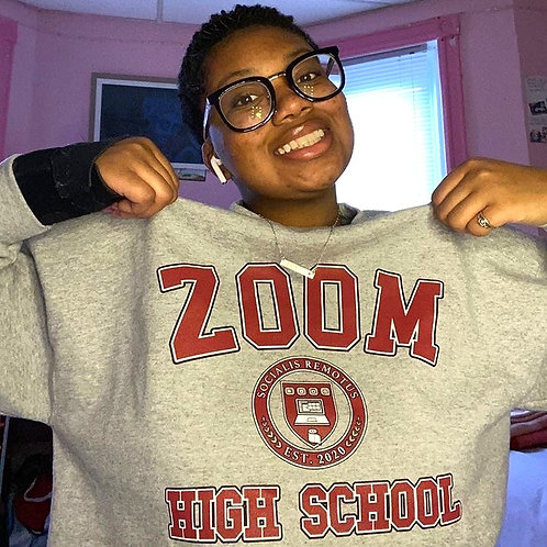 Zoom High School Sweatshirt