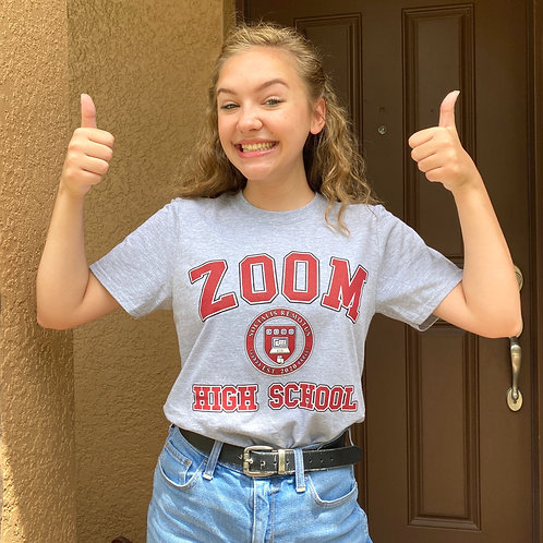 Zoom High School T-Shirt