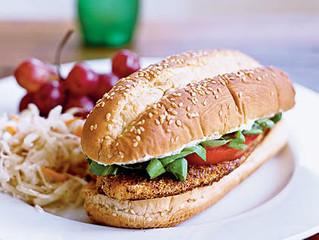 CST #537: Lime Sandwiches
