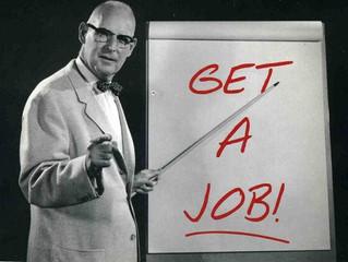 CST #451: Get a Job!