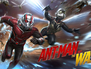 Spoiled! with Mac & Katherine: Ant-Man And the Wasp