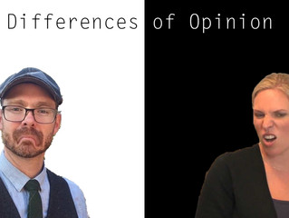 CST #448: Differences of Opinion