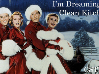CST #428: I'm Dreaming of a Clean Kitchen