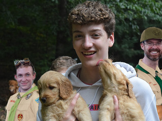 CST #607: Puppies are the new scouting