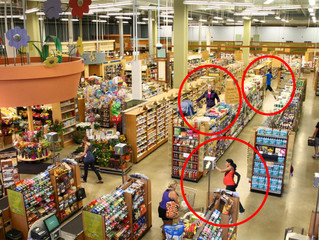CST #482: Speed walking in Publix