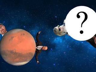 CST #439: Men are from Mars, Women are strange