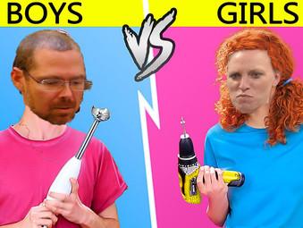CST #604: Boys v. Girls