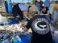 Coastal Warriors cleaning up port macquarie