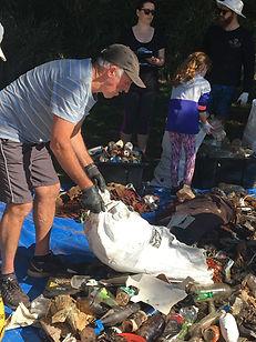 Coastal Warriors, Recycling, Trash, Clean Up, Port Macquarie, Mid North Coast