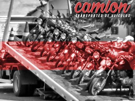 Transporte de motocicleta?