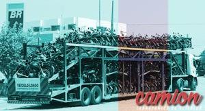 Serviço de transporte por caminhões cegonheiras impulsionam o mercado?