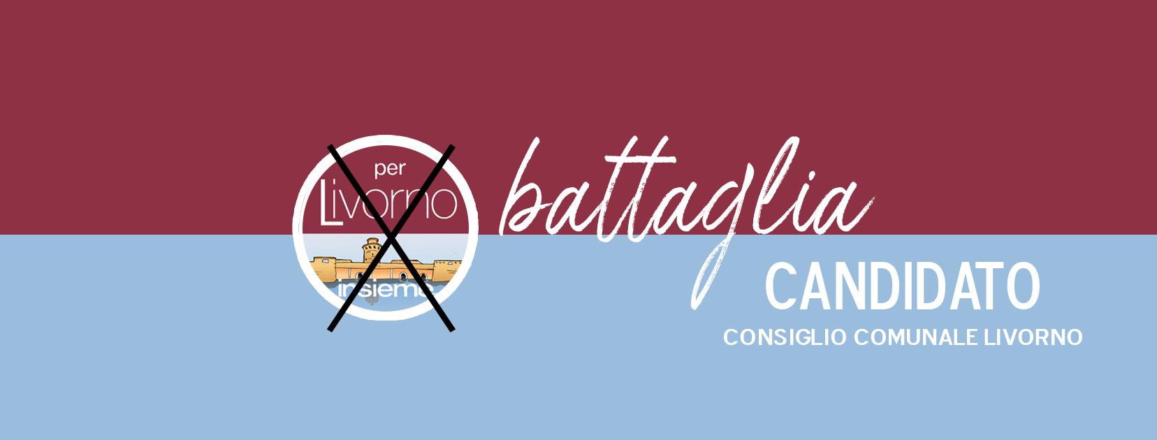 Battaglia - Facebook Cover