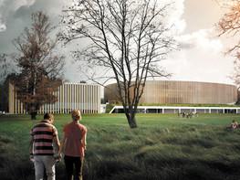 Centrum halových sportů České budějovice