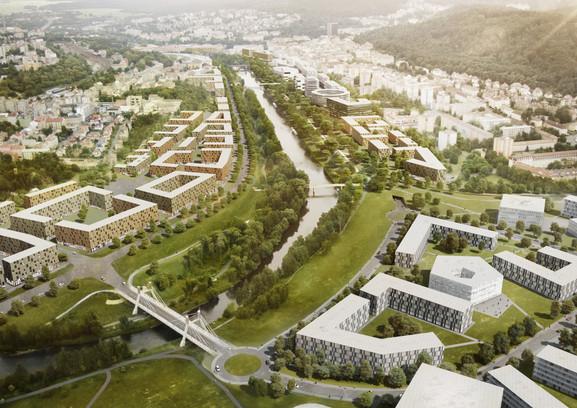 Karlovy vary Masterplan