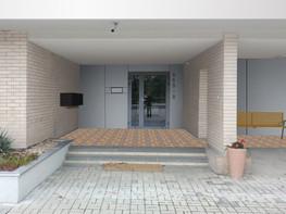 Rekonstrukce vchodů bytového domu Wolkerák