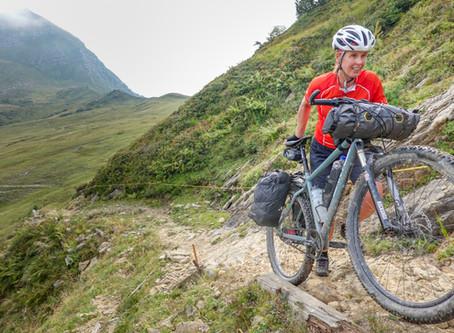 Zwitserland, bikepacking paradise