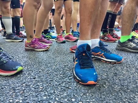 Running, marathon Madrid