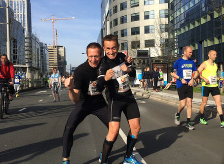Running, Marathon Rotterdam