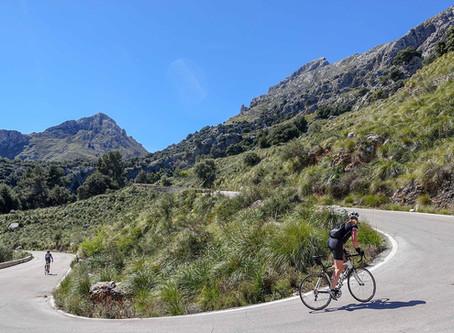 Biking, heerlijk Mallorca
