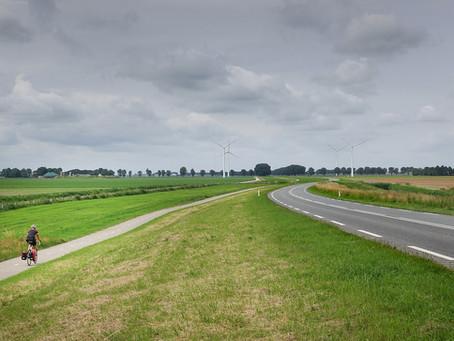 Biking, Rondje Oost, onmeunig mooi!