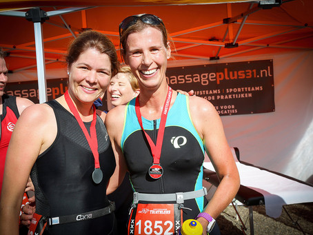 Sprint triathlon Amsterdam