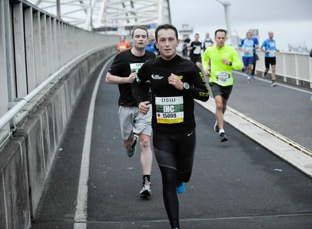 Running, bruggenloop Rdam