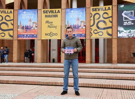 Running, Marathon Sevilla