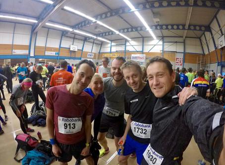 Running, halve marathon Linschoten