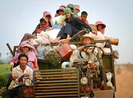 Cambodja, na de Rode Khmer