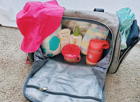 Pack up that summer diaper bag!