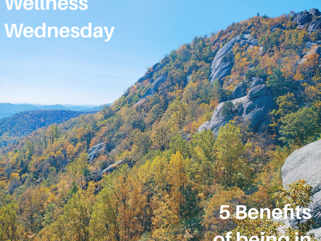 5 Benefits of Being in Nature