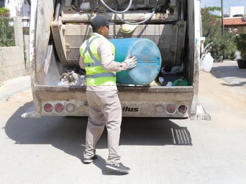 Primer año de Gobierno; Servicios Públicos de Los Cabos ha recolectado  84 mil toneladas de Basura