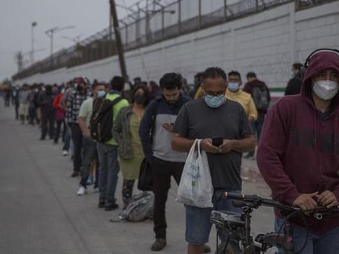 Han muerto 3 mil 30 mexicanos en Estados Unidos por Covid-19