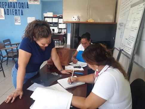 En su Primer Año; acerca Gobierno Municipal la Educación a todos los sectores de la población