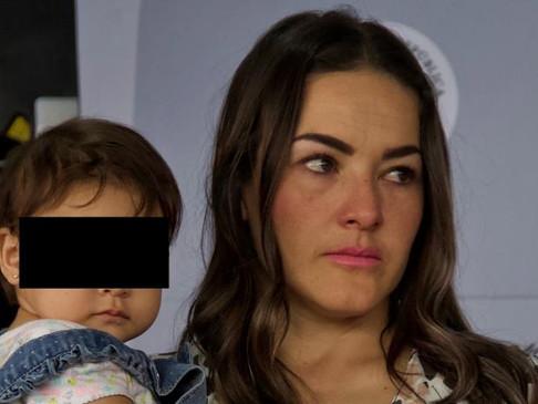 Legisladora de Morena reclama a panista por acudir al Senado con su bebé