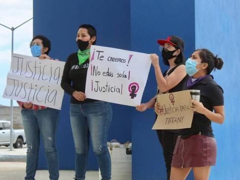 Tiffani logro hacer justicia, gana juicio contra sus violadores.