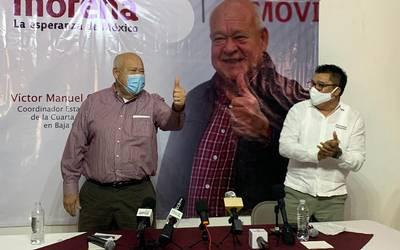 Asegura Alberto Rentería que volverán a ganar  al 2x1  al PAN