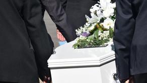 Tras asistir a funeral, familia se contagia y muere de Covid-19