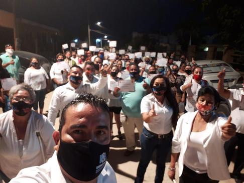 Movimiento Ciudadano busca privilegiar a familiares y amigos; Alejandro Rojas
