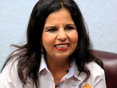 Armida Castro solo obtuvo 9% de votos en la encuesta, quedo en ridículo.