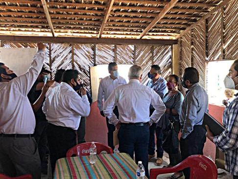 Fin al conflicto con transportistas en Las Pocitas