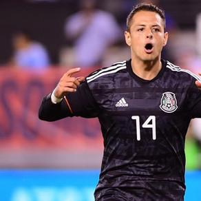 Chicharito Hernández no descarta regresar a la Selección Mexicana