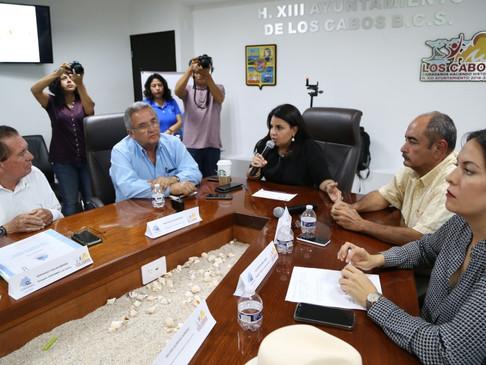 Busca Gobierno Municipal garantizar el agua para todas las Familias Cabeñas