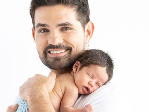 Ferdinando Valencia afronta afligido la muerte de su hijo Dante