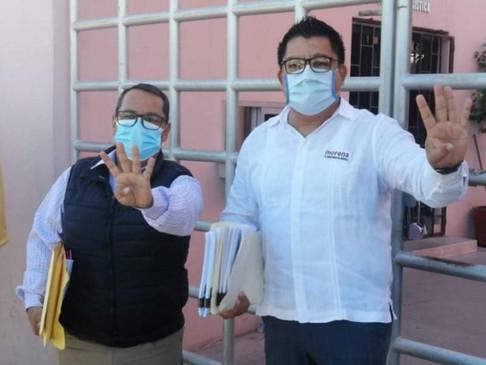 Queda fuera Armida Castro, En Los Cabos definimos ir con hombre: Alberto Rentería
