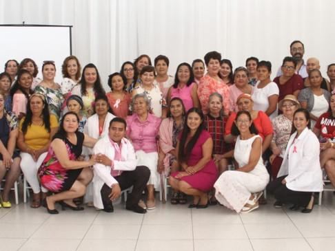 Reconoce Gobierno Municipal el valor y esfuerzo de mujeres sobrevivientes de Cáncer