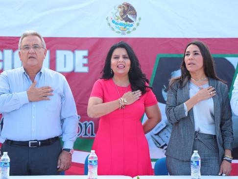 Cabo San Lucas celebra el 109º aniversario de la Revolución Mexicana