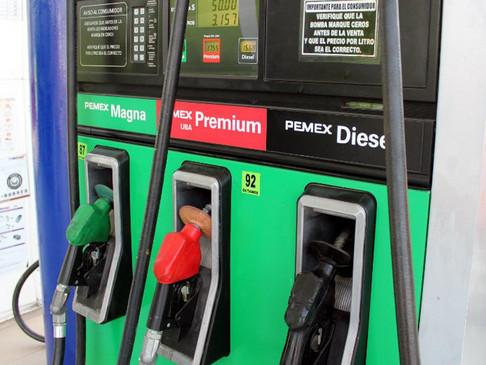 Quita Hacienda estímulo fiscal a la gasolina Premium