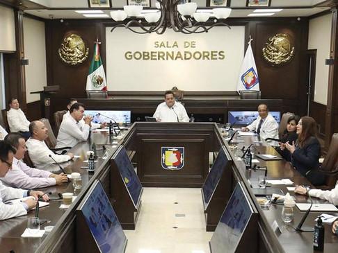 Gobernador y alcaldes de BCS se unen contra el coronavirus